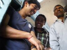 Abhi joined at Panvel..